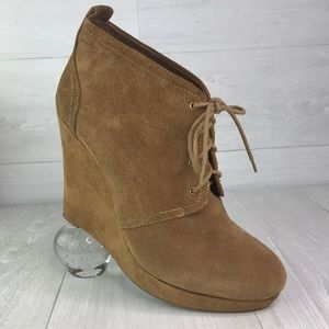 Jessica Simpson Catcher Wedge Bootie